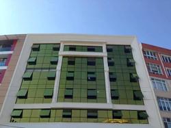Турция г. Чорлу  Бизнес центр система фасадная FC50 , 2015 г.