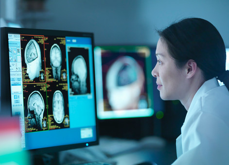 Control Software for a CT Scanner