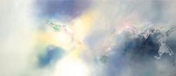 Atgof o Eryri 3/Memory of Snowdonia 3 1.2m x 40cm