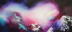 Gwrido/Blushing 1m x 40cm