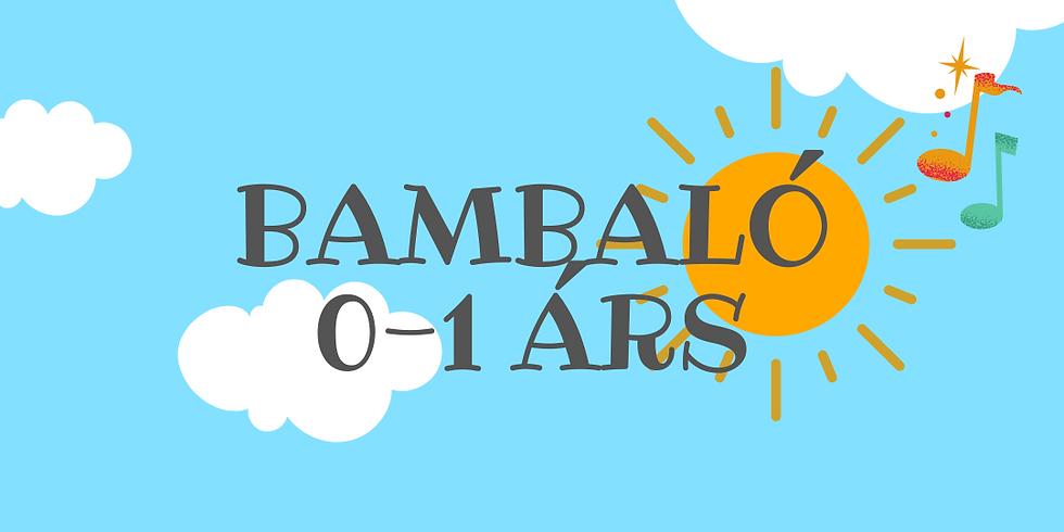 Bambaló 0-1 árs þri 4. maí kl. 12:30