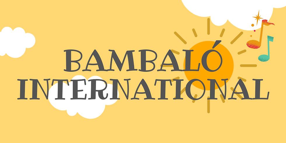 Bambaló international Sat Feb 27th 13:30
