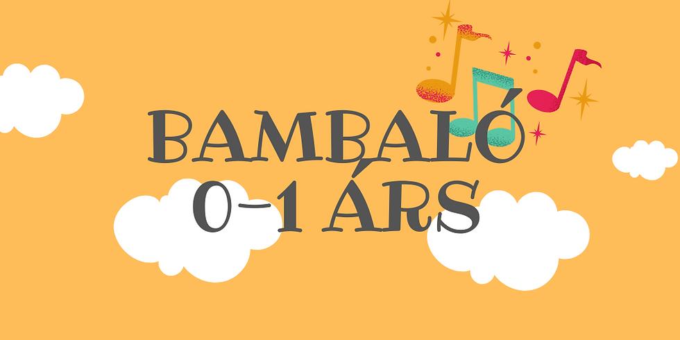 Bambaló 0-1 árs 4. júní kl. 10