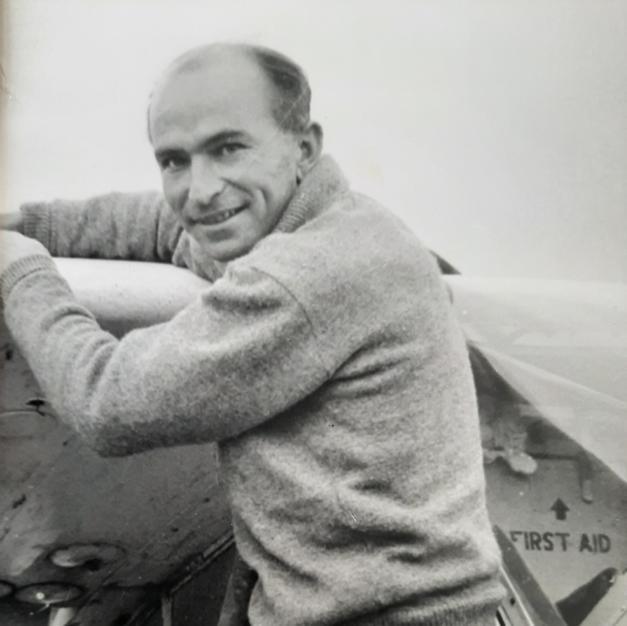 Sidney Lewis (Buzz) Spilman