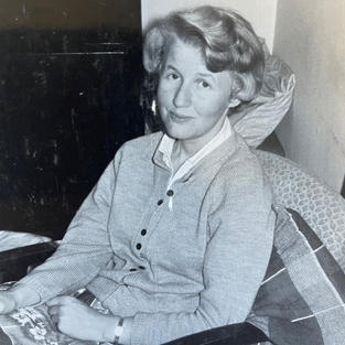 Ann Godwin Waters
