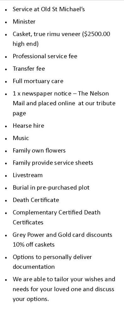 full-burial- price scenario shone and sh