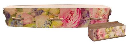 departure lounge casket floral 2 shone a