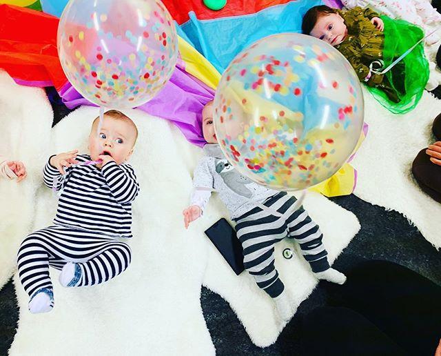 Mandala Baby 6 week block (Under 12mths
