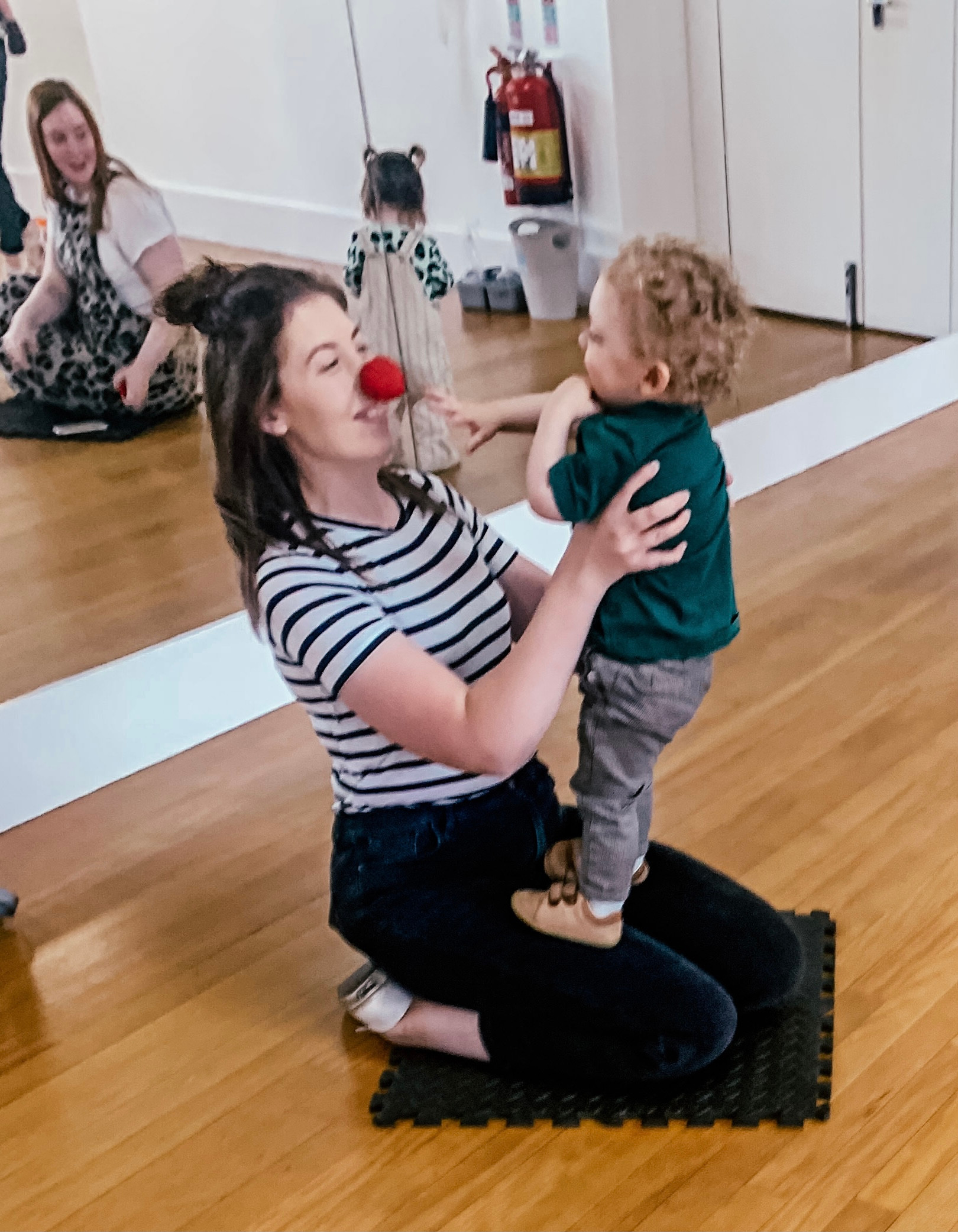 Mandala Baby Toddler sessions ( age 1-2)