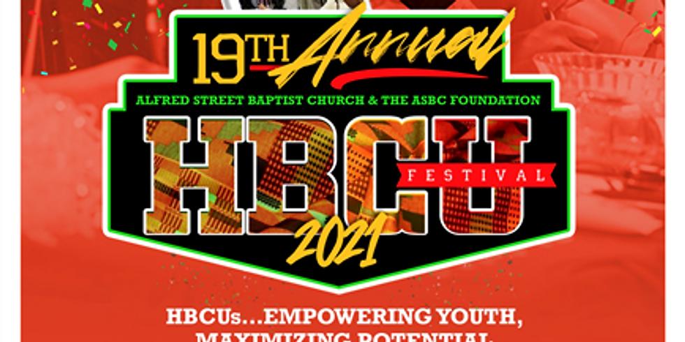 19th Annual HBCU Festival