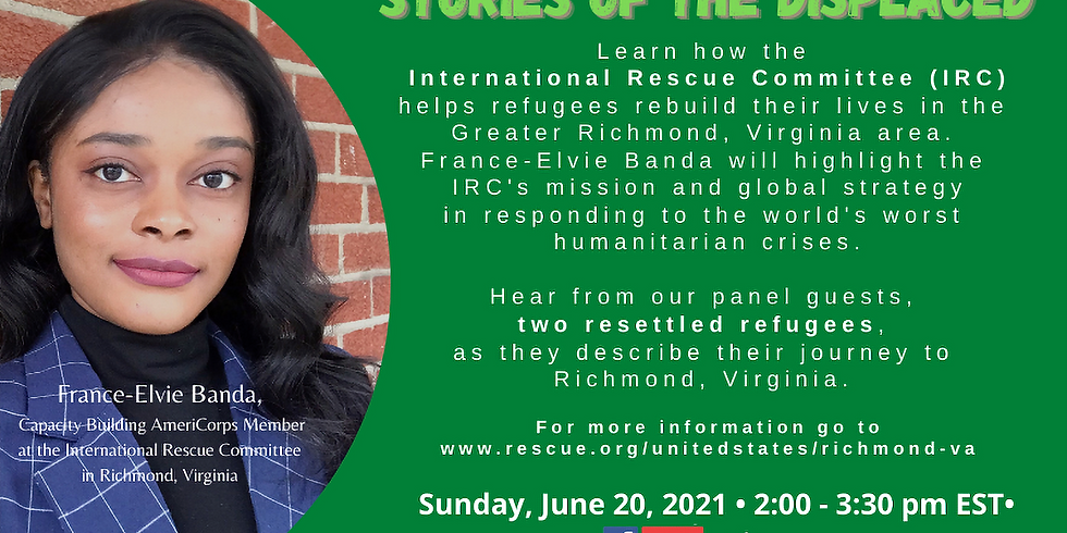 World Refugee Day: Stories of the Displaced