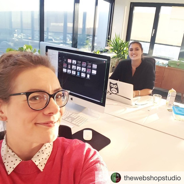 Office day @ The Webshop Studio