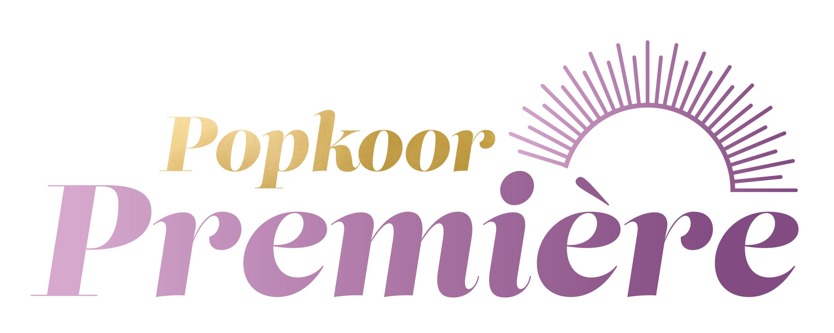 Popkoor Première