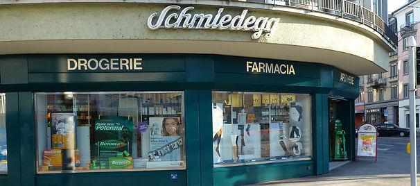 Apotheke Schmiedegg in Wiedikon Partner der Drogerie im Schwamedingerhuus Zürich