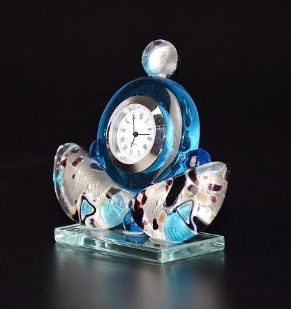 Orologio da tavolo, 7*5 cm.