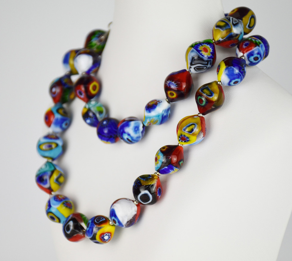 MURANO GLASS NECKLACES