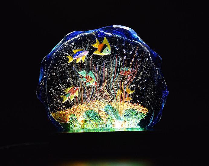 MURANO GLASS ACQUARIUM