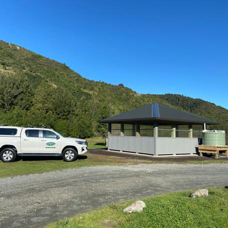 Otaki Forks Campsite