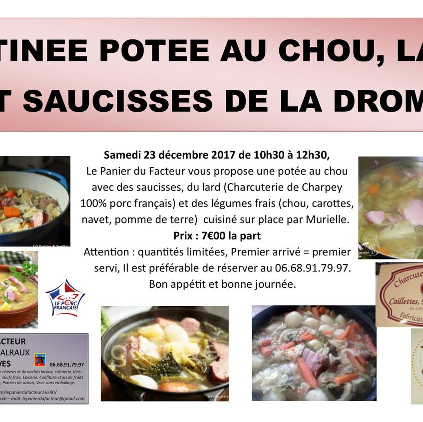 Pub_matinée_potée_chou_lard_et_saucisse
