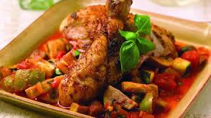 cuisses poulet ratatouille2