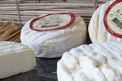 Saint Félicien au lait du Vercors, prix à l'unité