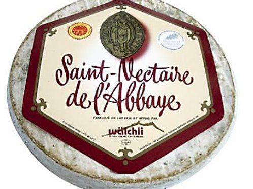 Saint Nectaire Laitier de l'Abbaye
