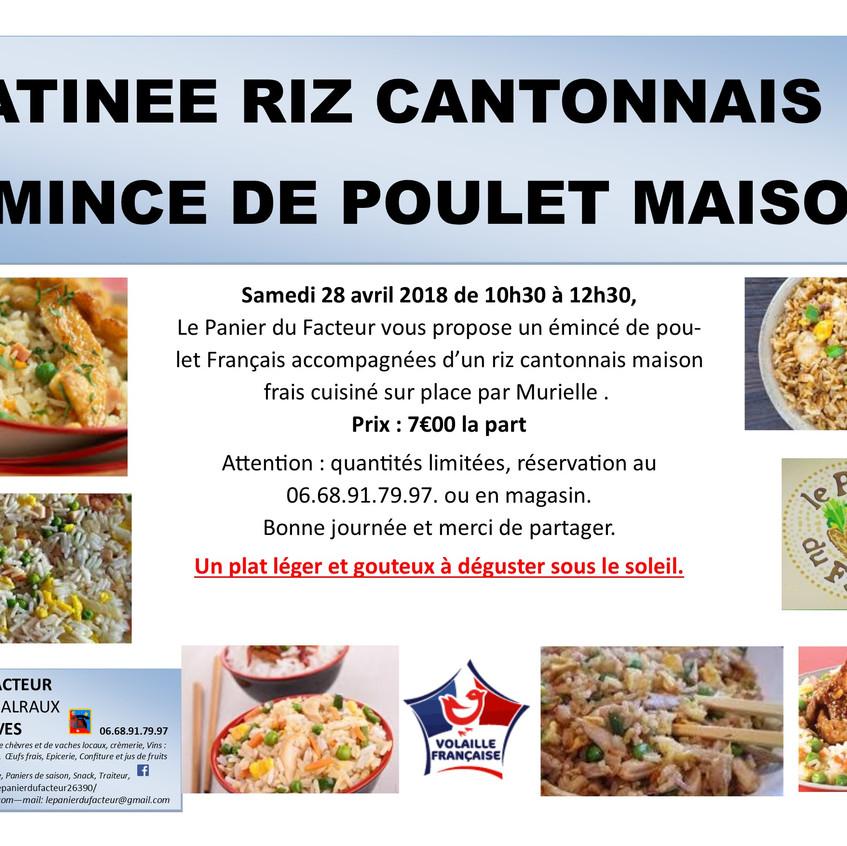 Pub_matinée_riz_cantonnais_émincé_de_poulet_2018