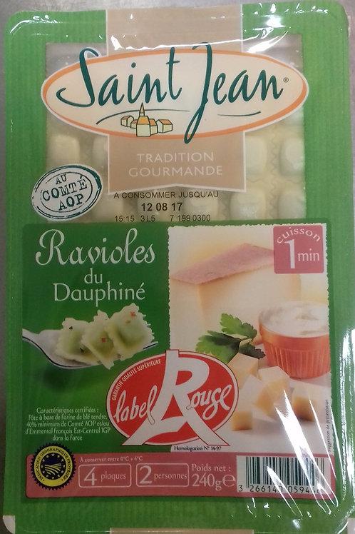 Ravioles du Dauphiné Saint Jean Label Rouge