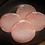 Thumbnail: Bacon, à la coupe, prix au kg