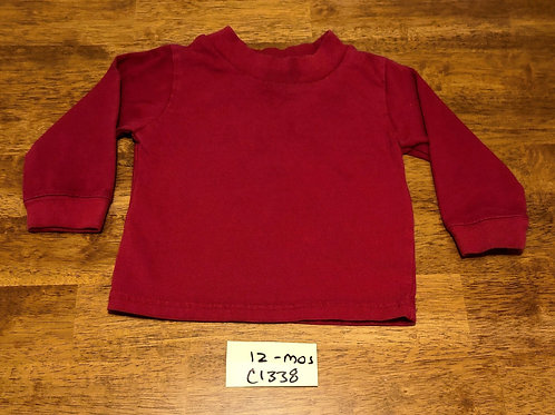 Children's Shirt Long Sleeve