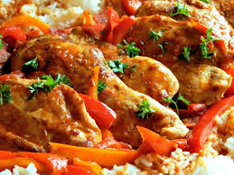 cuisses poulet ratatouille6