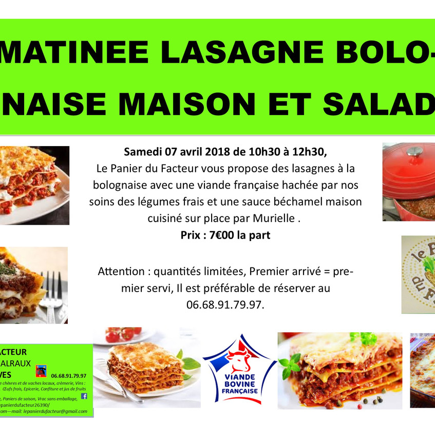 Pub_matinée_lasagne_salade_2018