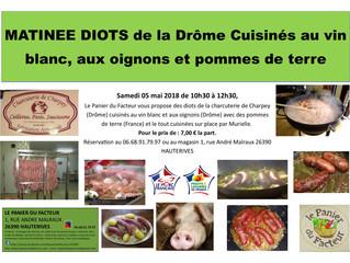 Matinée Diots de la Drôme