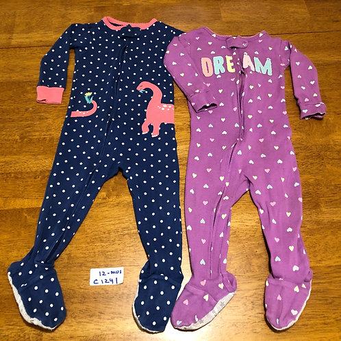Children's Pajama's - 2 pack