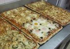 Plaques de pizzas ou quiches