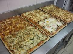 Pizzas traiteur 90 parts mini