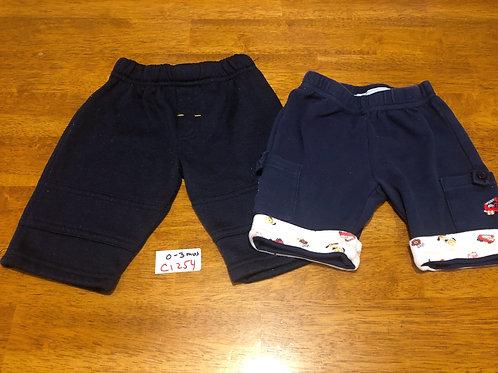 Children's pants - 2 pack