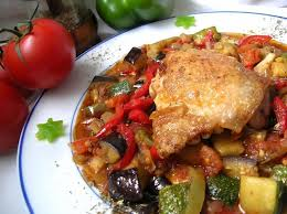 cuisses poulet ratatouille3