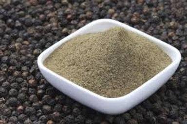 épices poivre noir moulu