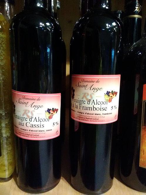 Vinaigre d'alcool à la framboise