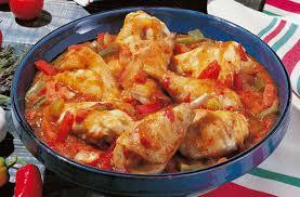 cuisses poulet ratatouille5