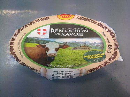 Reblochon fermier de Savoie
