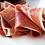 Thumbnail: Jambon sec, à la coupe, prix au kg