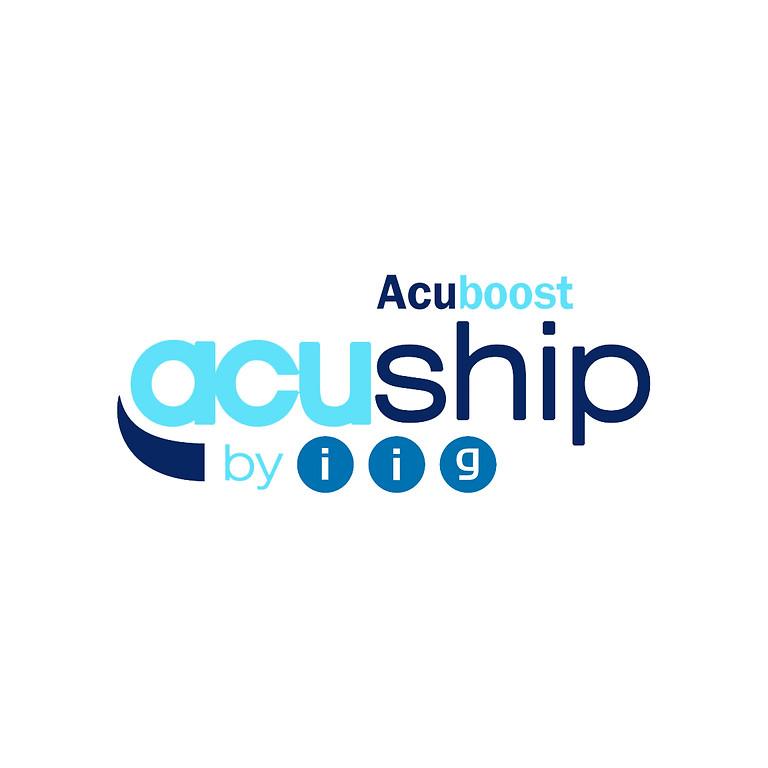 AcuShip Webinar