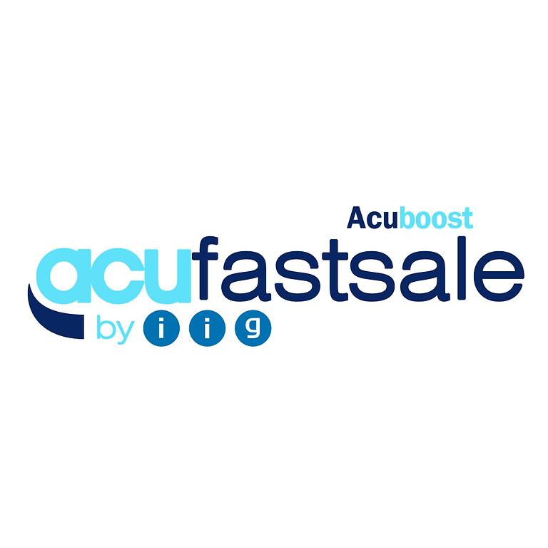 AcuFastSale Webinar