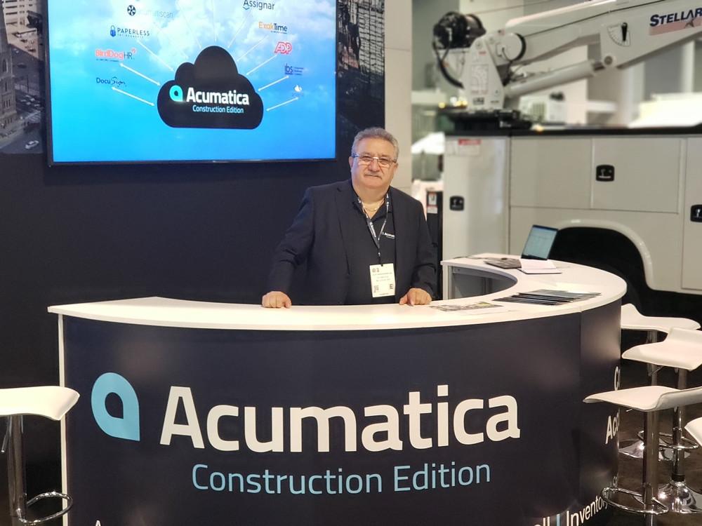 IIG's Alec Baghdasaryan with Acumatica, Las Vegas NV