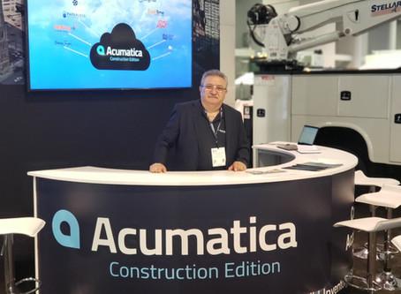 Acumatica & IIG at CONEXPO-CON/AGG, Las Vegas NV 2020