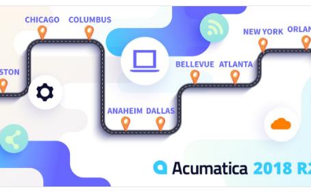 Acumatica R2 Roadshow Recap