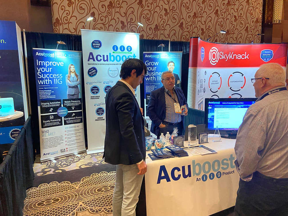 IIG at Acumatica Summit 2020