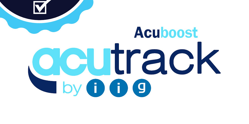 AcuTrack Webinar (CERTIFIED)